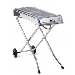 Hendi Xenon Pro Gasbarbecue Power Grill met 2 roosters